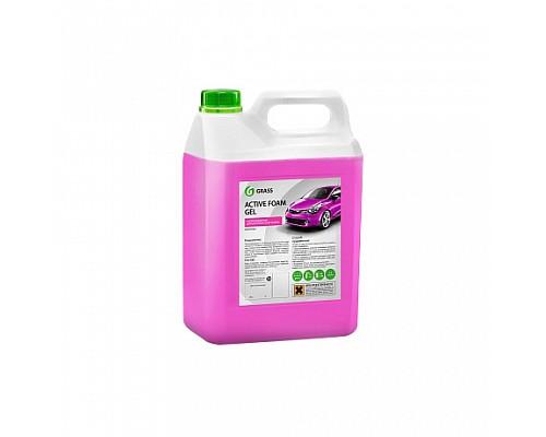 GRASS 17 Суперконцентрат для бесконтактной мойки Active Foam gel  6кг/4шт  113151