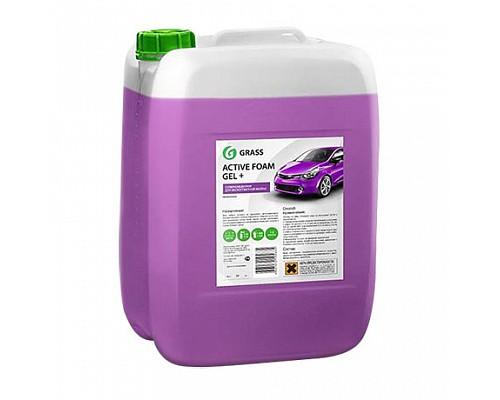 GRASS 20 Суперконцентрат для бесконтактной мойки Active Foam GEL+ 25кг  800028