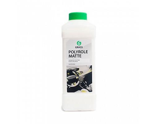 GRASS 52 Полироль пластика Polirol Matte  1л /12шт 120110