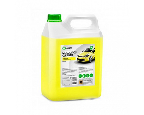 GRASS 40  Очиститель салона Universal Cleaner 5,4 кг /4шт 112101/125197