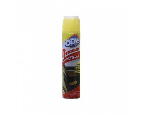 ODIS Очиститель салона пенный с щеткой Foam Cleaner 650мл 1шт./12шт. DS6083