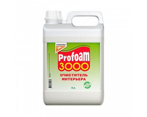 KANGAROO Profoam 3000 очиститель интерьера 4л 320461