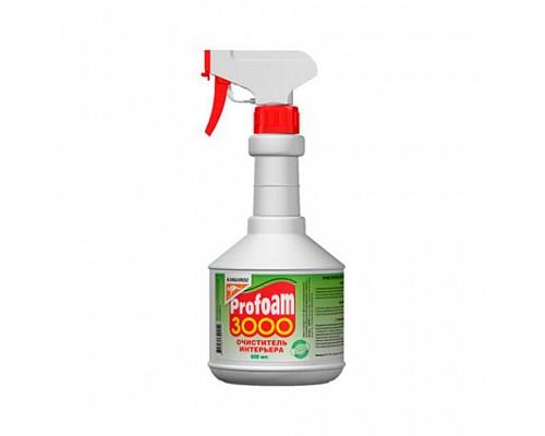 KANGAROO Profoam 3000 очиститель интерьера 600мл./20шт. 320454