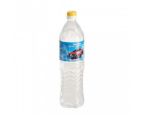 Дистиллированная вода 1л./12шт