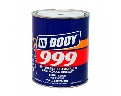 BODY герметик 999 1л. 1шт./6шт.