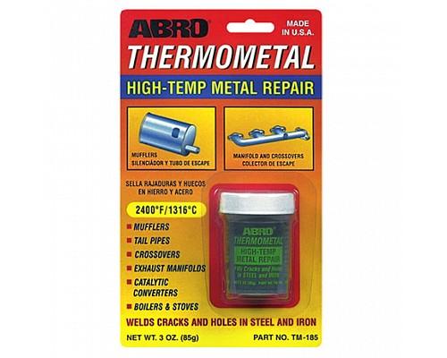 ABRO термометалл (до 1400 С) сверхпрочная 85 г 1шт/12шт