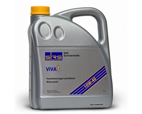 SRS Масло моторное VIVA 1 10W-40 (4 л.)