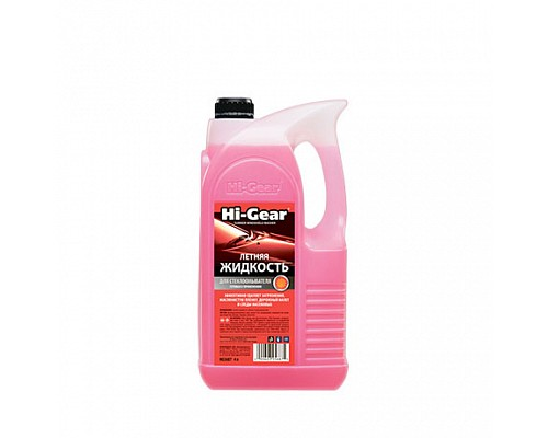 HG5687 Летняя жидкость для стеклоомывателя 4л/3шт