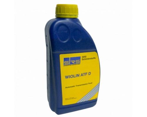 SRS Масло трансмиссионное Wiolin ATF CVT (1 л)