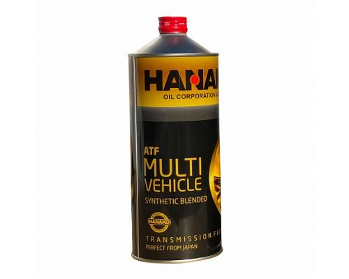 HANAKO Трансмиссионное масло ATF MULTIVEHICLE 1L