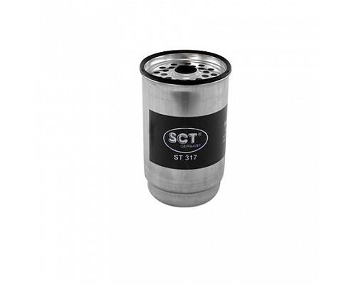 MANNOL Фильтр топливный SCT ST 317  FORD TRANSIT 2.5 D -00