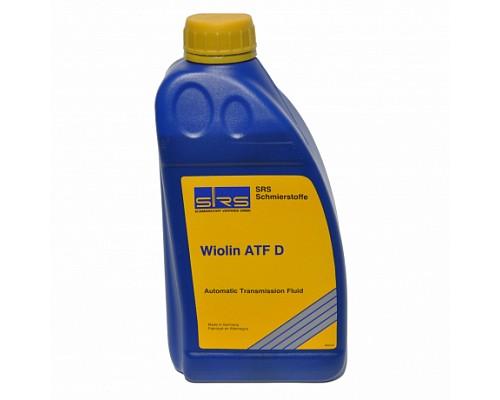 SRS Масло трансмиссионное Wiolin ATF D (1 л.)