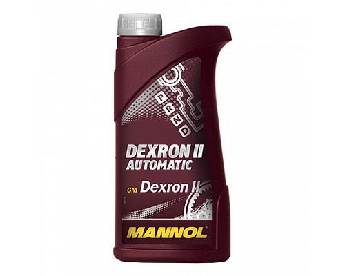 MANNOL DEXTRON II Automatic Трансмиссионное масло для АКПП (1л.) 1/20шт. 1330