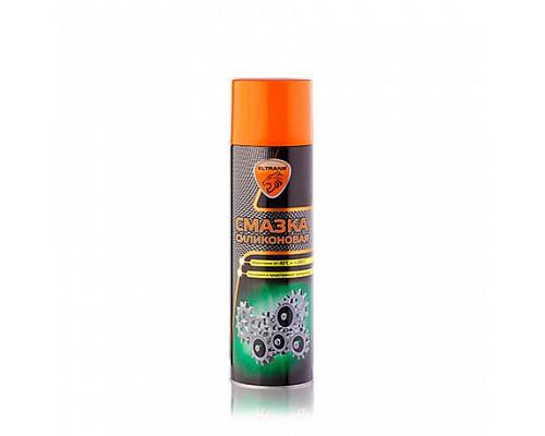 EL-0502.04 Смазка силиконовая 650мл./12шт. (аэрозоль)