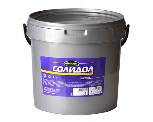 OILRIGHT Смазка Солидол жировой 9,5кг.