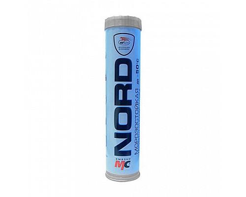ВМПАВТО MC-1410 НОРД низкотемпературная смазка 350г картридж 1/20