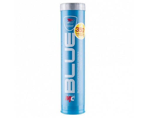 ВМПАВТО MC-1510 BLUE высокотемпературная смазка 400г стик-пакет/24шт.