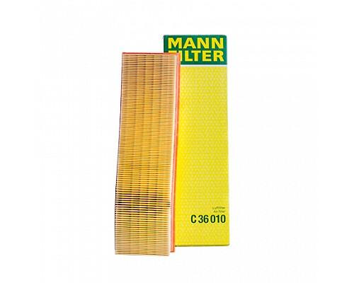 MANN FILTER Фильтр воздушный C 36 010  CITRO PEUGE C4 / 206/307 98-