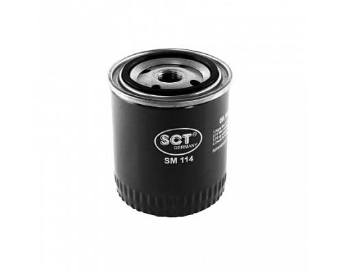 MANNOL Фильтр масляный SCT SM 114  GREAT WALL 2.8TD/FAW/BAW