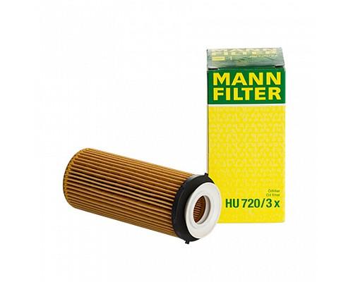 MANN FILTER Фильтр маслянный HU 720/3 X