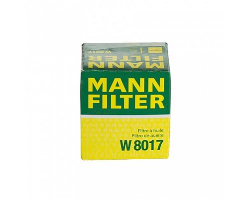 MANN FILTER Фильтр маслянный W 8017