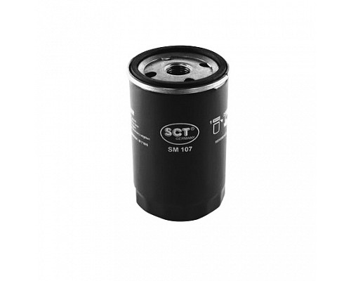 MANNOL Фильтр масляный SCT SM 107  VAG A80/A100/G2/G3/PASSAT
