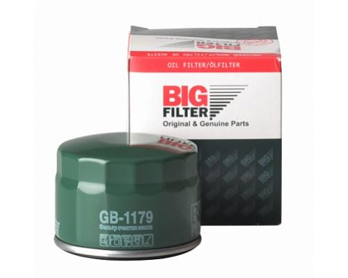 BIG FILTER Фильтр масляный GB-1179 RENAULT\ 12шт.