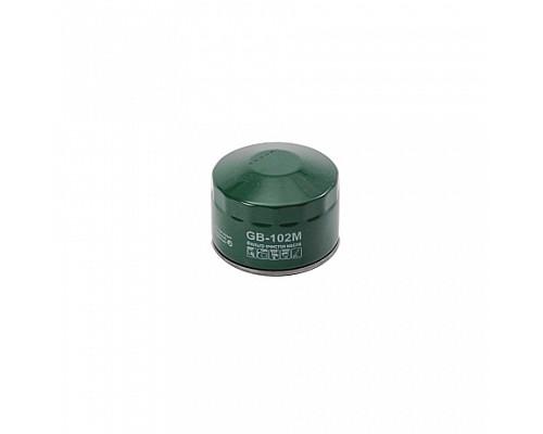 BIG FILTER Фильтр масляный GB-102M (инд.упак) ВАЗ 2108-10KALINA\PRIORA\CHEVROLET OC384i 12шт.