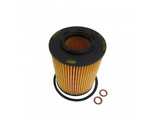 MANNOL Фильтр масляный SCT SH 4058 P HYUNDAI SANTA FE/TUCSON/SPORTAGE/i30