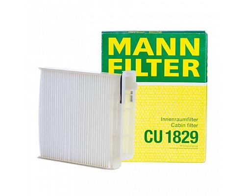 MANN FILTER Фильтр салона CU 1829