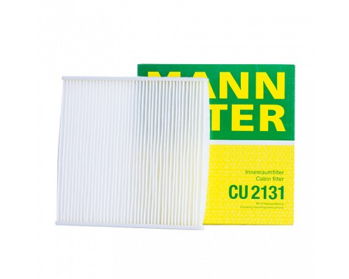 MANN FILTER Фильтр салона CU 2131 салон/конд TOYOTA YARIS/VITZ