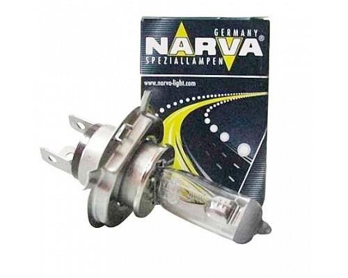 Автолампа NARVA H4 (100/90) 48901 RALLY 12V/10шт