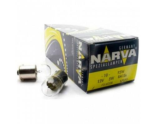 Автолампа NARVA R5W 17171 (BA15s) 12V 10шт
