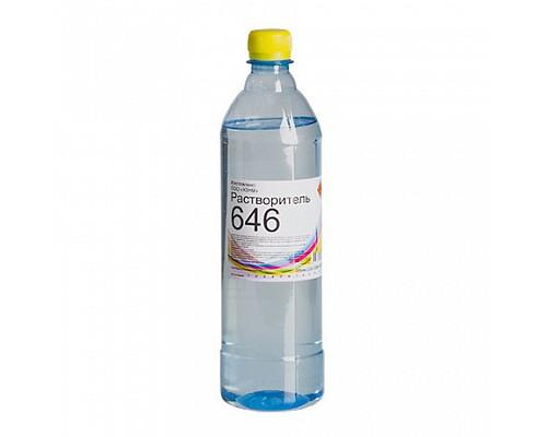 Растворитель 646 ГОСТ 18188-72 4кг евроканистра