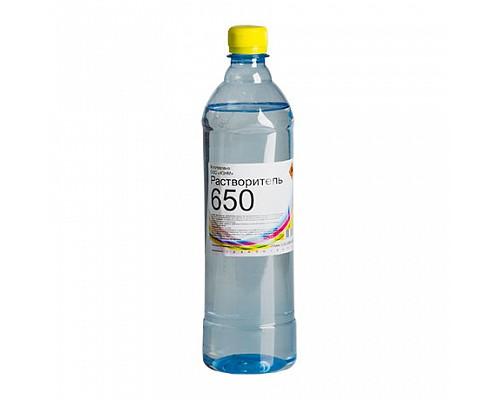 Растворитель 650 ТУ 4кг евроканистра