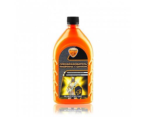 EL-0702.07 Преобразователь ржавчины с цинком 1000мл./8шт. (ПЭТ-бутылка)