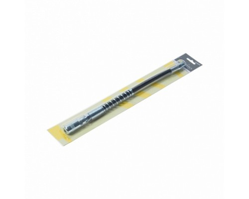 Шланг сменный для смазочных шприцев с пружиной ER-44401-10 25 см (нейлон; раб. давл.: 310 бар, макс: