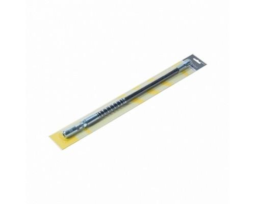 Шланг сменный для смазочных шприцев с пружиной ER-44401-12 30 см (нейлон; раб. давл.: 310 бар, макс: