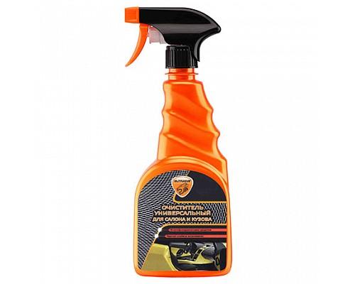 EL-0404.01 Очиститель универсальный (обивки, пластика, стекол) 500мл/12шт (триггер-спрей)