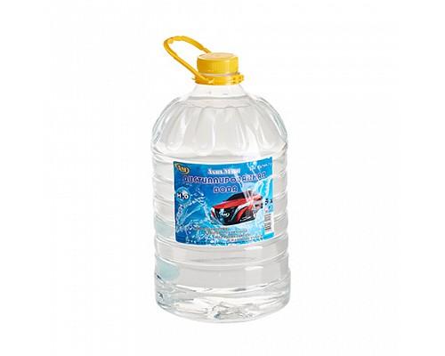 Дистиллированная вода 5л./2шт