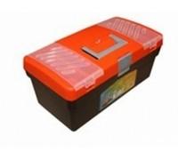 Ящик универсальный ER-10339 с лотком и 2 органайзерами на крышке 420х220х180мм ЭВРИКА /1/6