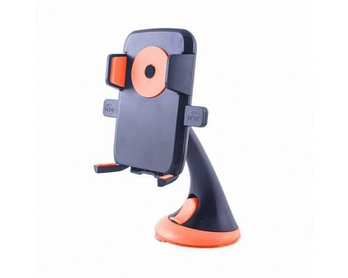 Держатель телефона SW (шир. 50-80мм) Оранжевый