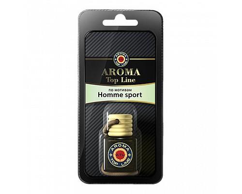 Ароматизатор AROMA Top Line бочонок Homme Sport Dior №3