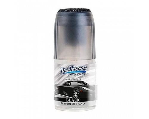 MARCUS Ароматизатор PUMP Spray - Black (Спрей) 50мл. 1шт./24шт.