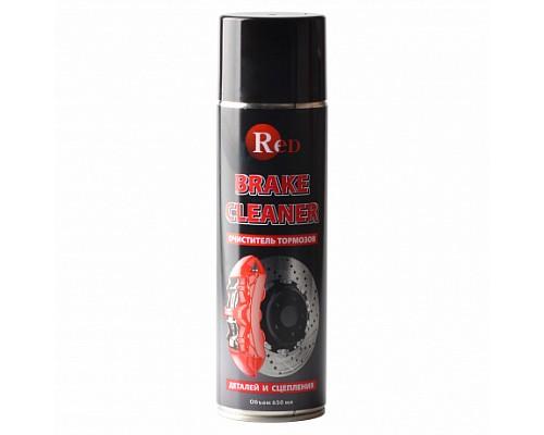 RED Очиститель тормозов и сцепления, аэрозоль R3652 650 мл./12шт