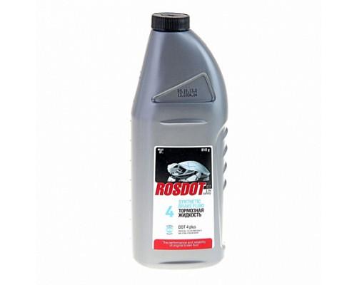 Тормозная жидкость  РосДот-4 910 г./15шт.