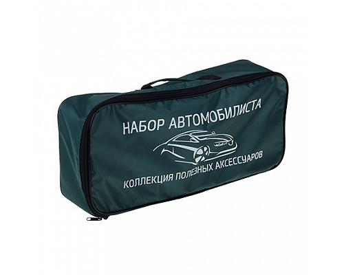 Сумка для автомобилиста объемная -MAXI зеленая, уп. 20шт. 7365