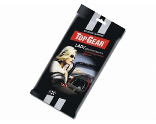 Салфетки TOP GEAR Lady №30 влажные 1./32шт