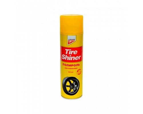 KANGAROO Tire Shiner полироль для покрышек 550 мл 1шт./20шт. 330255