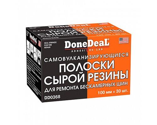 DD0368 Самовулканизир жгуты для рем шин 30штх100мм 1шт/24шт